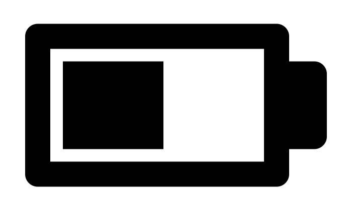 Batteri-ikon