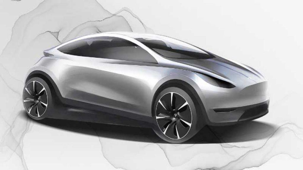 Tesla Model 2 (?)