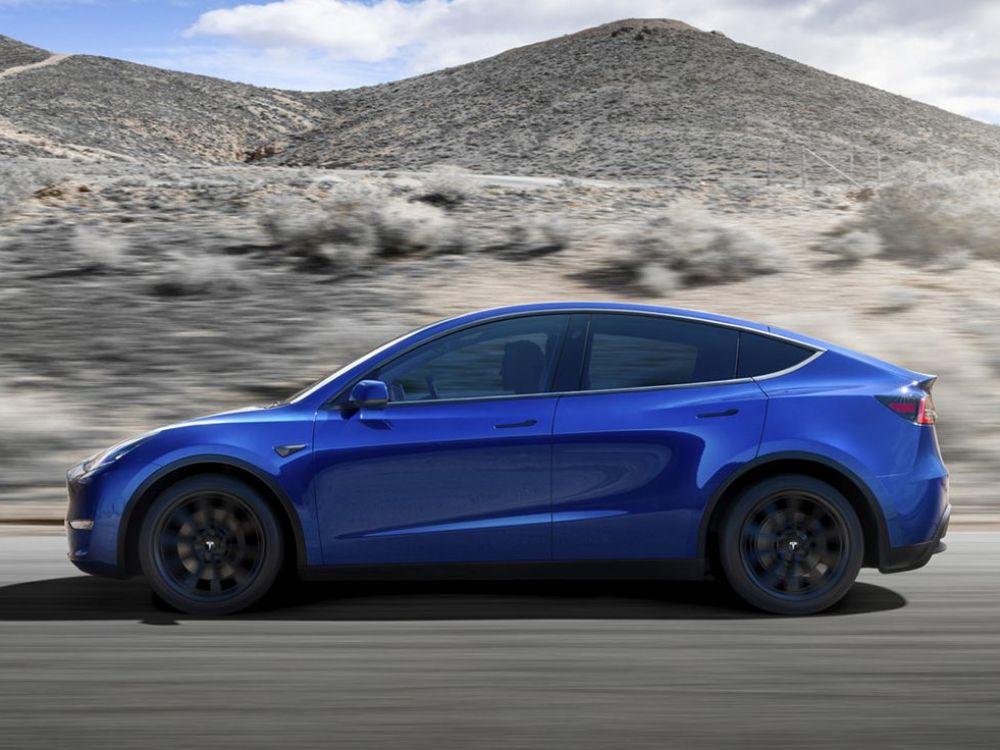 Tesla Model Y - pris